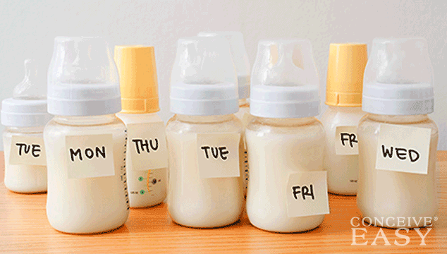 Ways to Boost Breast Milk Supply