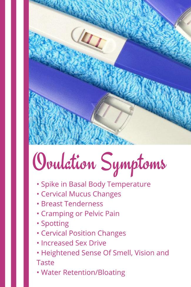 9 ovulation symptoms