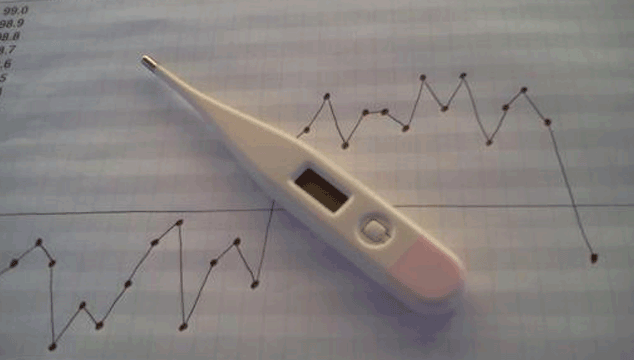 using bbt thermometer to boost pregnancy chances