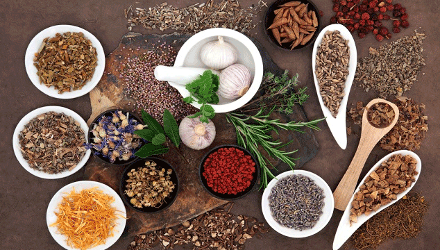 herbal supplements or fertility blends to help with fertility