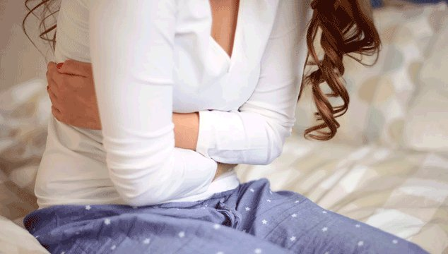 ovulation discomfort called Mittelschmerz