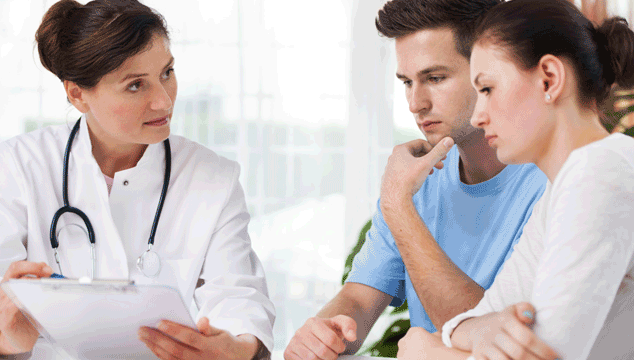 getting pregnant after 35 - when to see a doctor