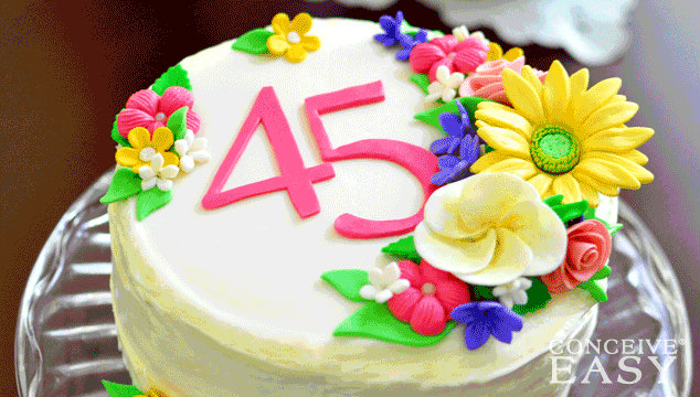 You Can Get Pregnant at 45: Here's How