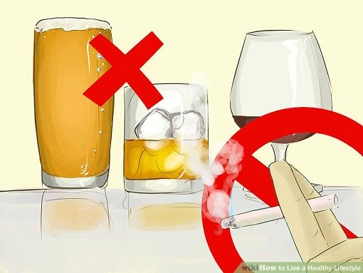alcohol and smoking and their negative effects to fertility