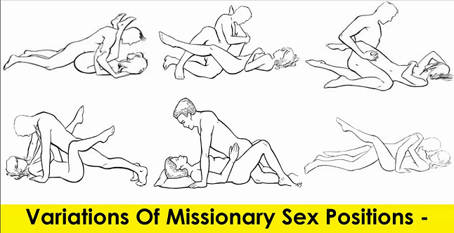 Missionary sex position to get pregnant fast
