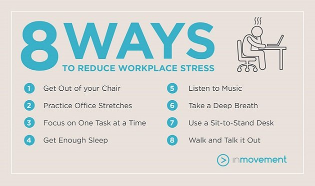 ways to reduce stress to get pregnant