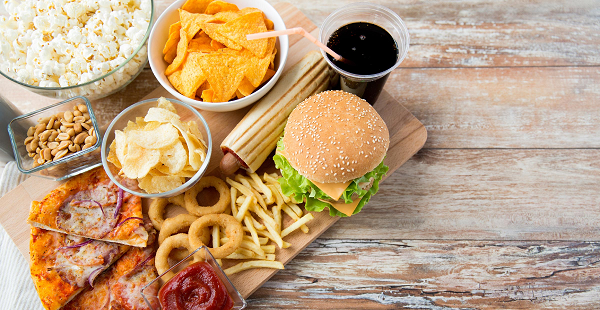 eating fastfoods can potentially affect your fertility