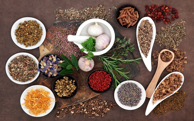 fertility herbs to help with ovulation