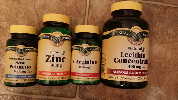 fertility supplements for men