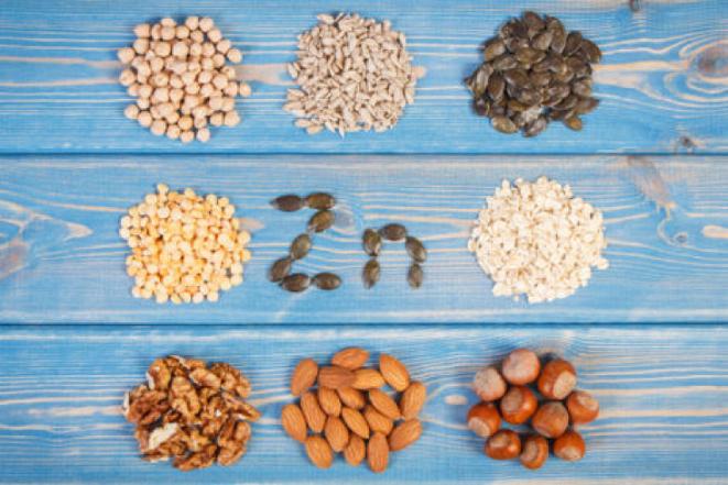 Foods rich in zinc for fertility