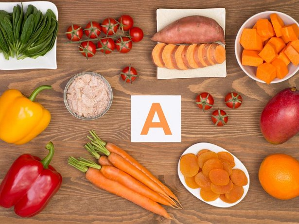 Vitamin a enrich foods for fertility