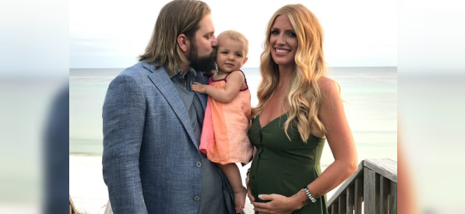 Kylie and Coy Bowles pregnant