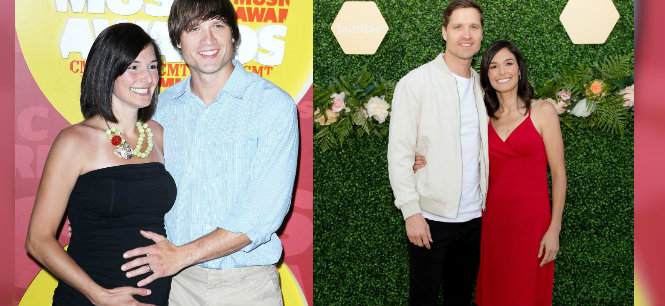 Laney and Walker Hayes pregnant