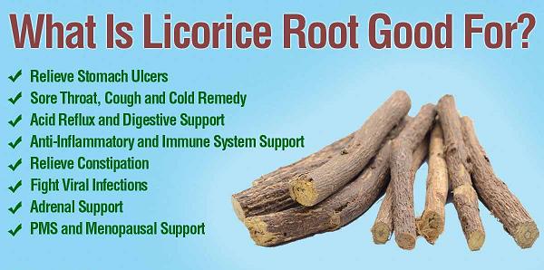 Licorice Roots Benefits