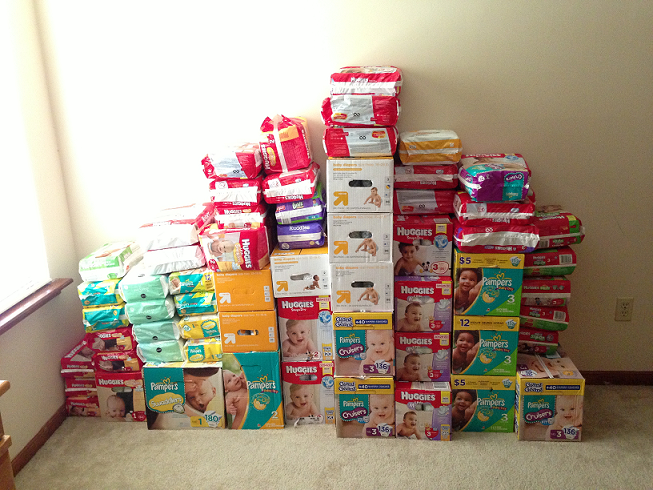 Stock Up On The Essentials before your baby arrives