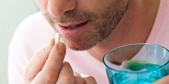 men also have to take fertility supplements when trying to conceive
