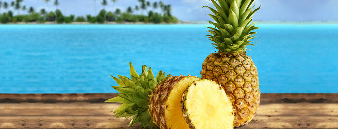 Eating Tons Of Pineapple can help with fertility