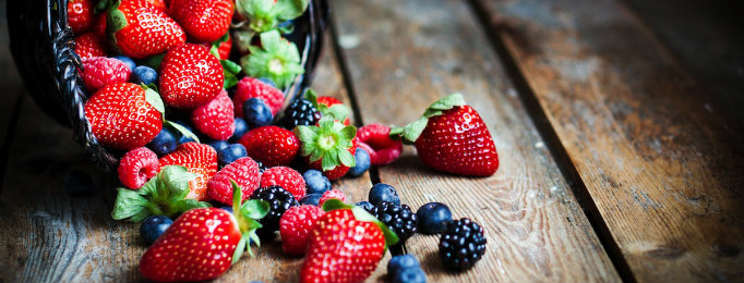 berries to help increase chances of pregnancy