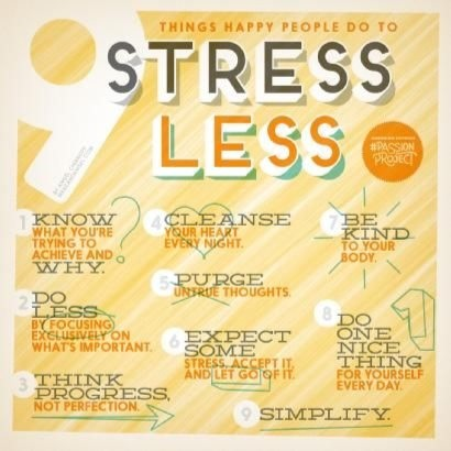 reduce stress to boost your fertility chances