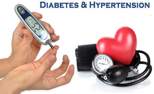 diabetes and hypertension