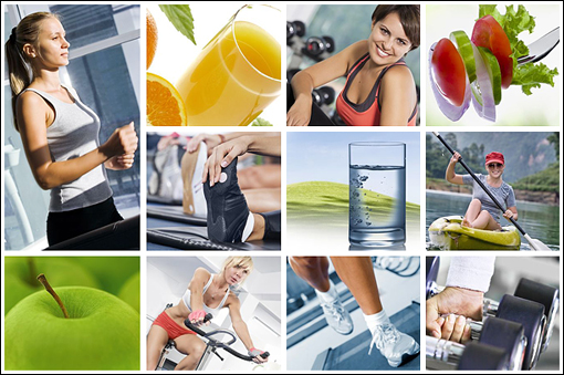 healthy lifestyle to improve fertility