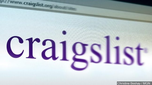 Don't look for fertility clinic ads on Craigslist