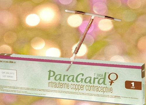 Paragard IUD