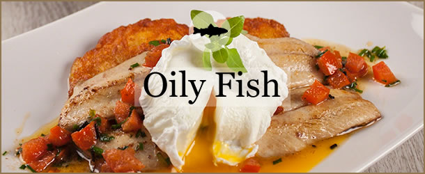 oily fish Helps With Cycle Regulation And Fertility