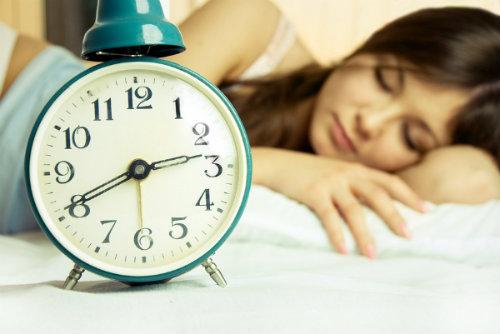 create a sleep schedule