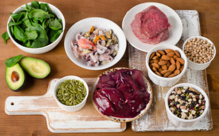 folic acid enriched foods