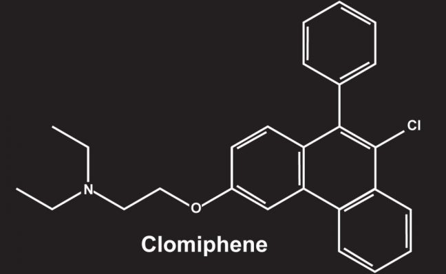 Clomiphene for hormonal imbalance