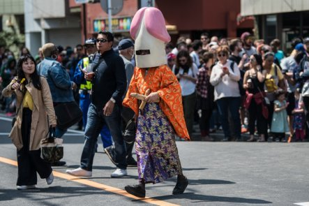 Go To Japan In the Spring to Attend the Festival of the Steeled Phallus