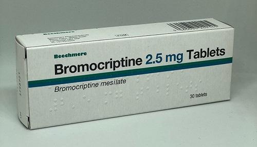 Bromocriptine - fertility drugs