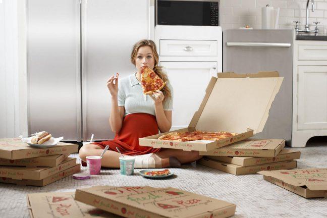 No Extra Food - Pregnancy Rule