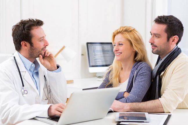 preconception checkup - choosing a fertility clinic
