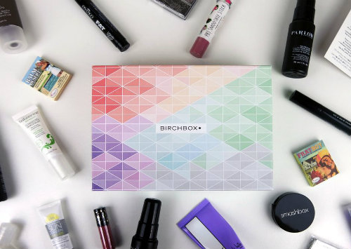 Birchbox free trial offers