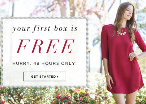 Le Tote free trial offers