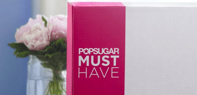 Pop Sugar - Top Subscription Boxes