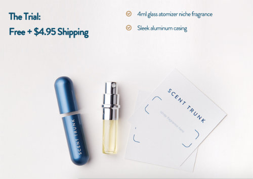 Scent Trunk free trial offers
