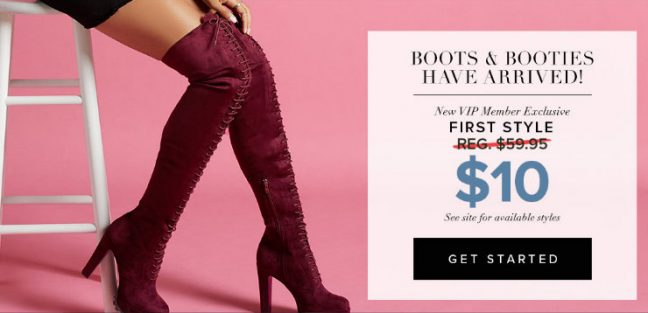 ShoeDazzle - Top Subscription Boxes