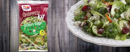 Pre-packaged Salads And Sprouts