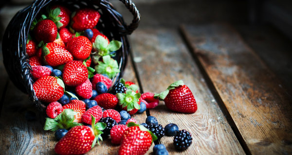 Strawberries - Healthy Foods to Eat When Pregnant