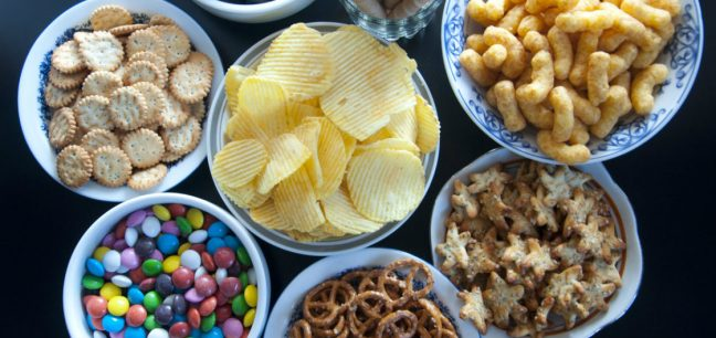 junk foods negative impact on fertility