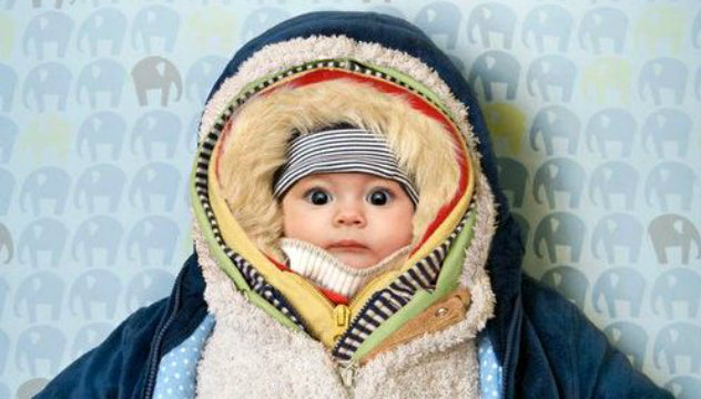 How To Keep The Baby Healthy During The Winter