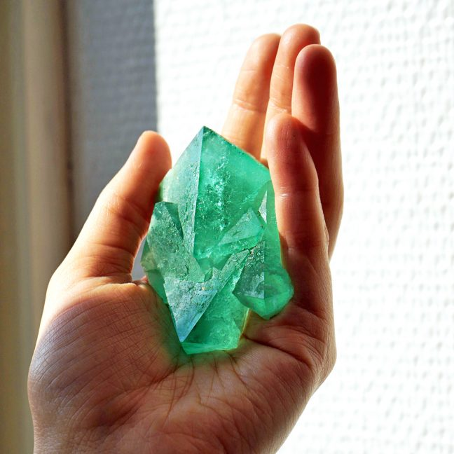 Fertility-Boosting Gemstone
