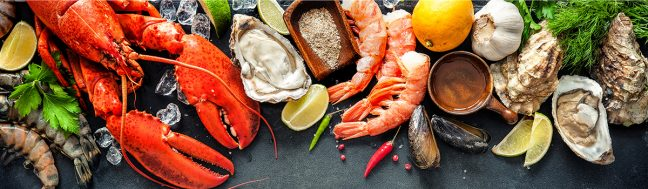 Myth 8 Stay away from seafood during your pregnancy.