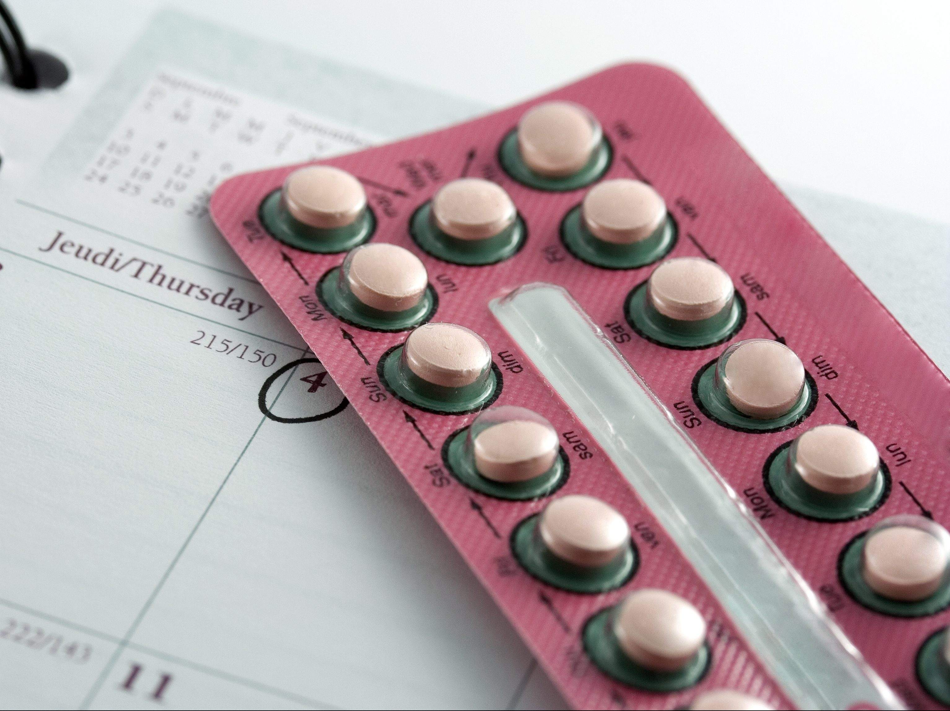 alesse - birth control pills